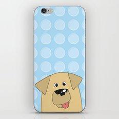 Labrador Yellow Dog iPhone Skin