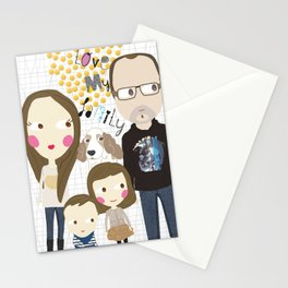 family ne-clo Stationery Cards
