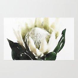 King Protea Rug