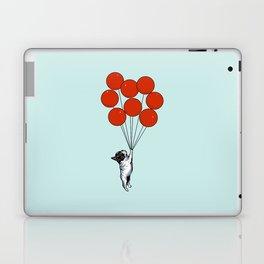 I Believe I Can Fly French Bulldog Laptop & iPad Skin