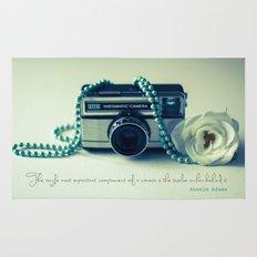 Instamatic Photography Rug