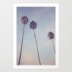 Sunshine & Warmth Art Print