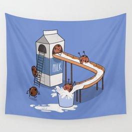 Cookie Slide Wall Tapestry