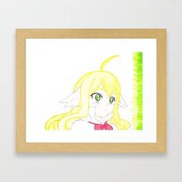 The First Framed Art Print
