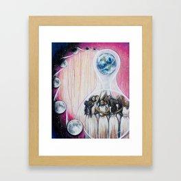 Sister Circle Framed Art Print
