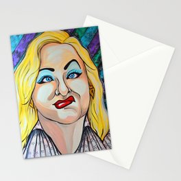 Hatchet Face Stationery Cards