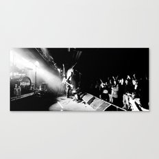 The PUSHER live Canvas Print