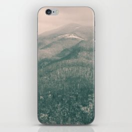 West Virginia Mountains iPhone Skin
