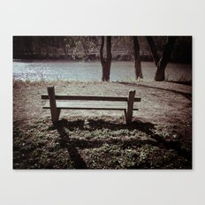 A Place For Thought Canvas Print