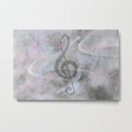 DT MUSIC 13 Metal Print
