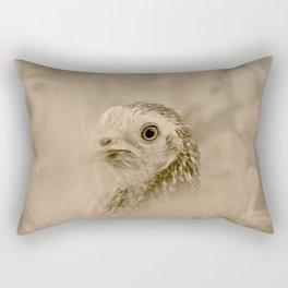 Hen Rectangular Pillow