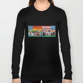 United We Stand Divided We Fall 12: Together Long Sleeve T-shirt