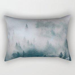 Hidden Path Rectangular Pillow