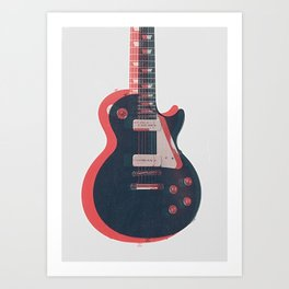Rock! 01 Art Print