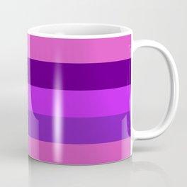 Four Tone Stripes - Cheshire Coffee Mug