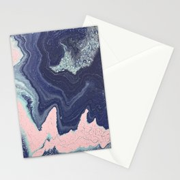 Fluid No. 11 - Geode Stationery Cards