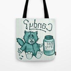 badkitty Tote Bag