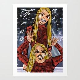 Free Brit Art Print