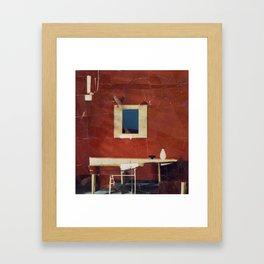a/p67 Framed Art Print