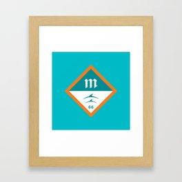 MIAFC (German) Framed Art Print