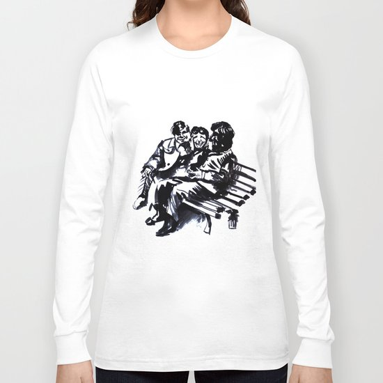Why not.  Long Sleeve T-shirt