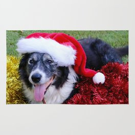 Christmas Wishes From Molly Rug