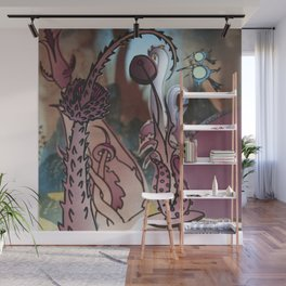 EARTHLY DELIGHTS Wall Mural