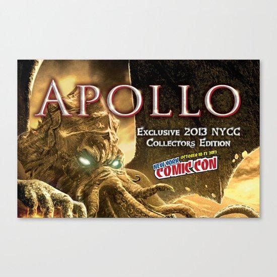Apollo - NYCC 2013 Exclusive Canvas Print