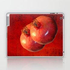 pomegranates - Laptop & iPad Skin