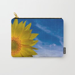 Concept Sunflower Greetingcards Carry-All Pouch