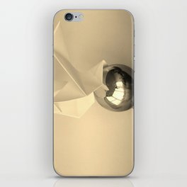 Origami Dove 2 iPhone Skin