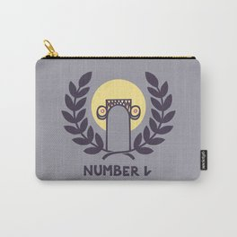 Number One Carry-All Pouch