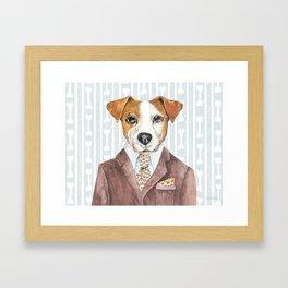 Jacki Russell Framed Art Print