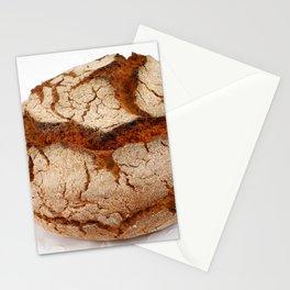 Portuguese corn bread Stationery Cards