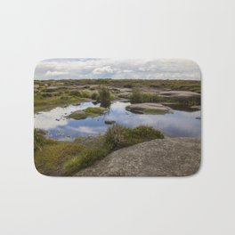 Pool At The Top Of The World Bath Mat