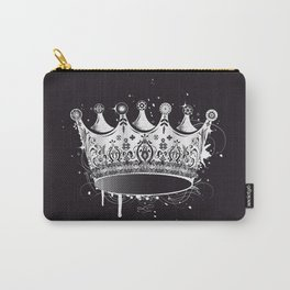 Crown in graffiti style Carry-All Pouch