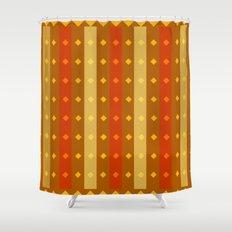 Indian Summer Shower Curtain