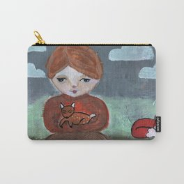 Come Pick Me Up Carry-All Pouch
