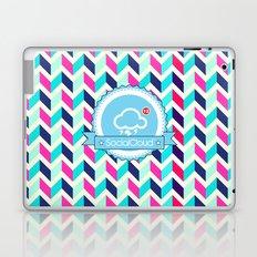 SocialCloud Pattern Laptop & iPad Skin