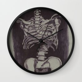 Crooked Wall Clock