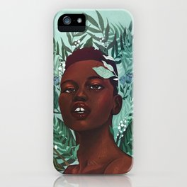 Garden Fantasy iPhone Case