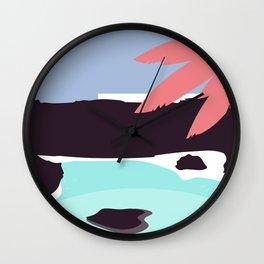 Jameos  del Agua Wall Clock