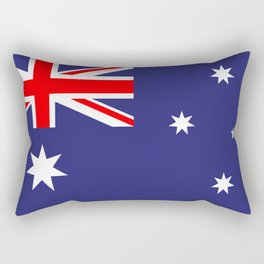 Flag of Australia Rectangular Pillow