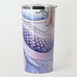 Deep Sea Mermaid Travel Mug