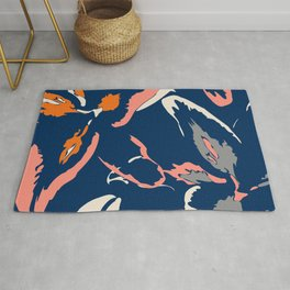 PEACHES AND CREAM Rug