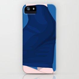 Deflection iPhone Case