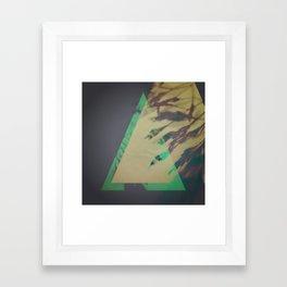 Lost Path Framed Art Print