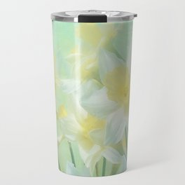 Spring Daffodils Travel Mug