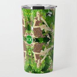 Wood/Bear Travel Mug