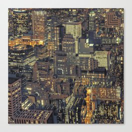 City #1 Canvas Print